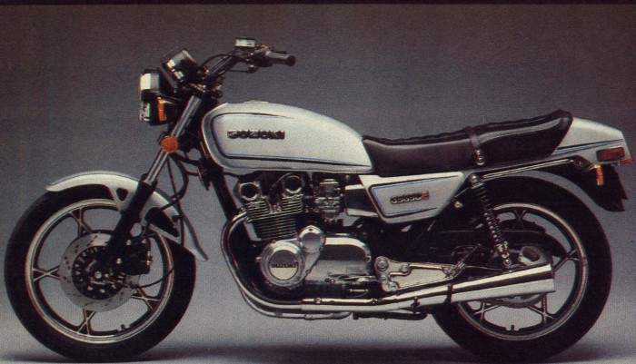 suzuki gs650 gallery | classic motorbikes