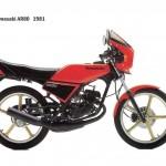 Kawasaki AR80 Gallery