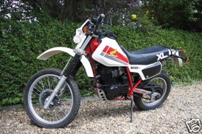 Honda xl 600 maintenance manual