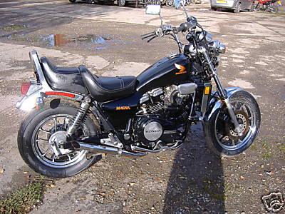 1984 honda 700 magna manual 1984 honda magna v45 fandeluxe Gallery