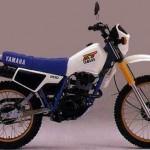 Yamaha XT200 Gallery
