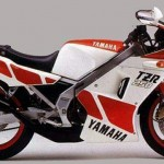 Yamaha TZR250 Gallery