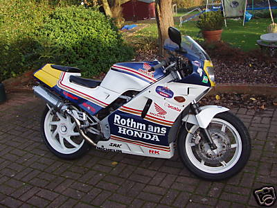 honda vfr gallery classic motorbikes
