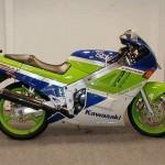 Kawasaki ZX4 Gallery