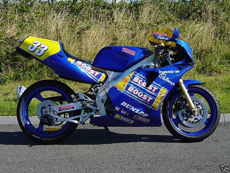Yamaha Tzr250 Gallery