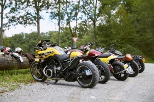 Yamaha Dealer Built competition