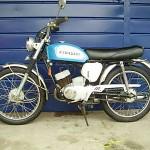 Kawasaki G3 Classic Bike Gallery