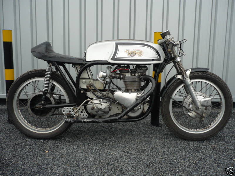Classic Motorcycle Frame Builders