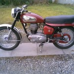 Royal Enfield Crusader