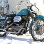 Harley Davidson XLH Classic Bikes