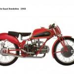 Moto Guzzi Dondolino