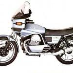 Moto Guzzi SP1000