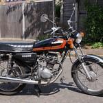 Honda CG125