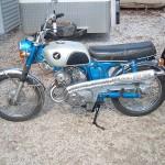 Honda CL125 Classic Bike Gallery