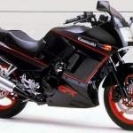 Kawasaki GPX250 Gallery