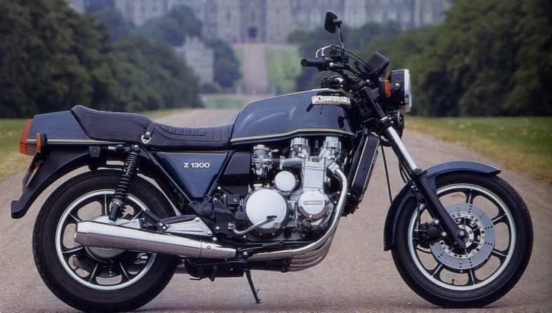 Kawasaki Z1300 Gallery Classic Motorbikes