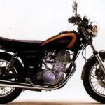 Yamaha SR400 Classic Bike Gallery