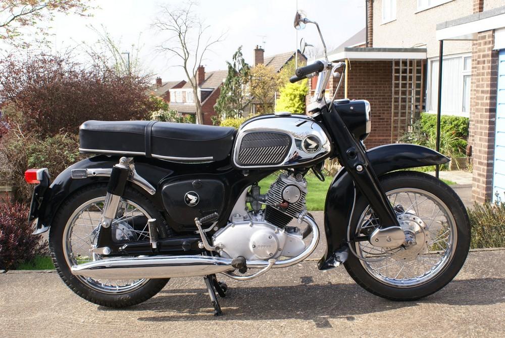 Honda C95 Classic Bikes Classic Motorbikes