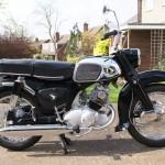 Honda C95 Classic Bikes