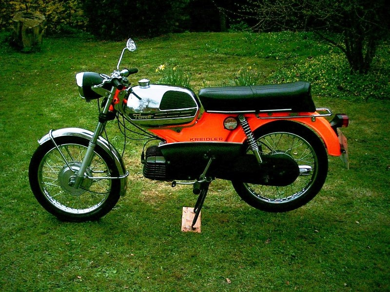 Moped For Sale >> Kreidler Classic Motorcycles | Classic Motorbikes
