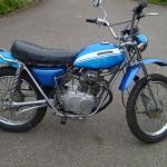 Honda SL175