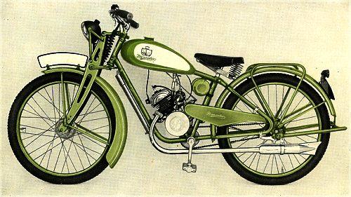 Brennabor Vintage Bike...