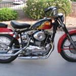 Harley Davidson XLCH Gallery