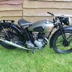BSA C10 Classic Bike Gallery