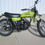 Kawasaki F9 Big Horn Classic Bikes