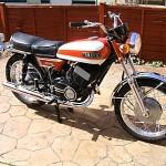 Yamaha YR5 Classic Bike Gallery