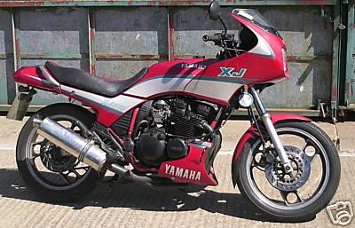 yamaha xj600 gallery classic motorbikes. Black Bedroom Furniture Sets. Home Design Ideas