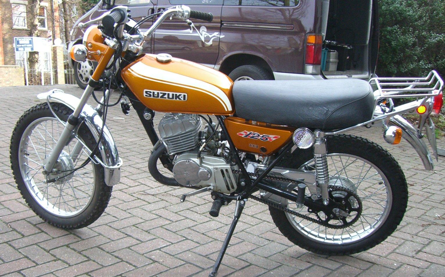 Suzuki Ts125 Gallery Classic Motorbikes