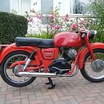 Moto Guzzi Ladola