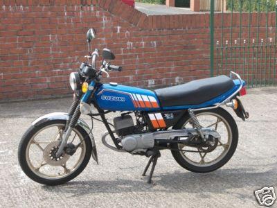Suzuki X1 | Classic Motorbikes