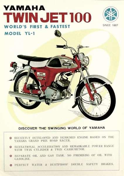 Yamaha Yl1 Manual