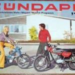 Zundapp Sales Brochures and Adverts
