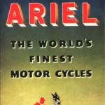 Ariel Classic Bikes Sales Brochures