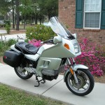 BMW K100LT Classic Bike Gallery