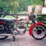BSA A10 Super Rocket Classic Bikes