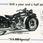 Brough Superior Sales Brochure