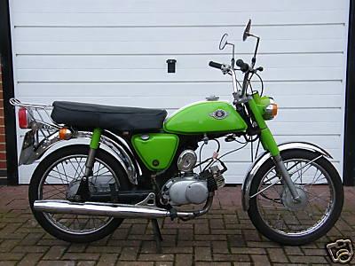 Suzuki A50 Classic Motorbikes