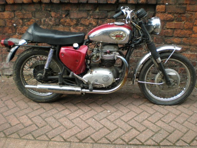 Bsa A65 Lightning Clubman Gallery Classic Motorbikes