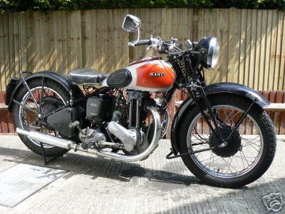 Ariel Red Hunter Classic Bikes Gallery | Classic Motorbikes
