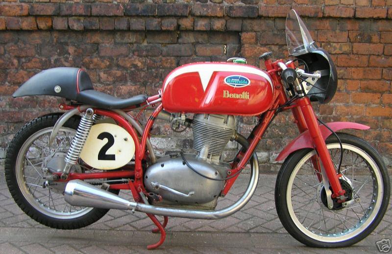 Benelli Classic Motorcycles