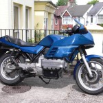 BMW K100RS Classic Bike Gallery