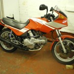 Cagiva Classic Motorcycles