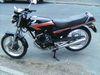 honda cb125 deluxe 1987