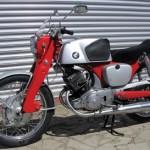 Honda CB92 Gallery