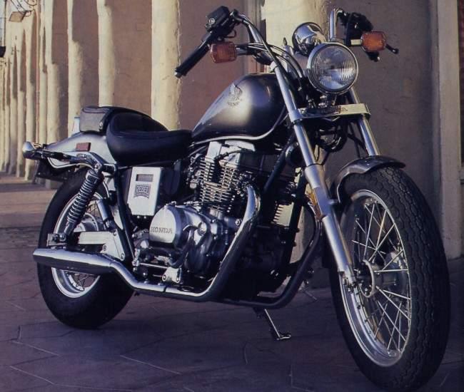 Honda Cmx 500 Motorcycle Test: Honda CMX450 Gallery
