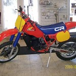 Honda CR500 Gallery